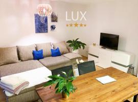 Zdjęcie hotelu: LUX 70m2 Apartment 2Bed - Airport - Messe - Netflix - Filderstadt - SI-Centrum