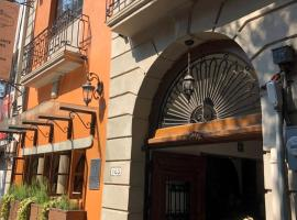 Hotel near Мексика