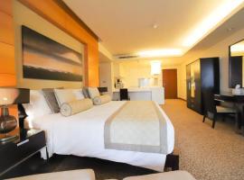 Hotel photo: Direct Access To Dubai Mall studio