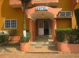 Hotel near Cameroon