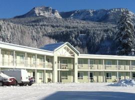 Hotel photo: Ponderosa Motor Inn