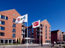 A picture of the hotel: Clarion Collection Hotel Bryggeparken