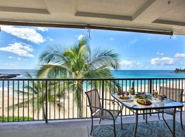 Hotel photo: Picture-Perfect Makaha Condo w/Pool & Lanai!