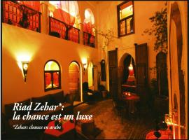 Hotel photo: Riad Zehar