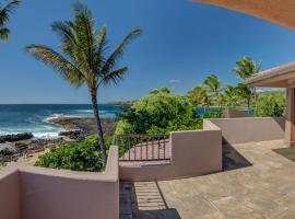 Hotel photo: Paradisio Ho'o Kumu - Stunning Oceanfront with Pool and A/C!