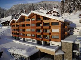 A picture of the hotel: Swiss Alp Resort & Spa