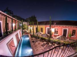 Hotel photo: Villa Santiago en Antigua Guatemala