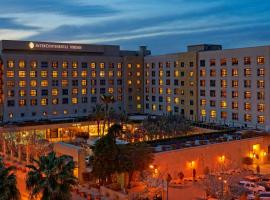 Hotel near Jordánsko