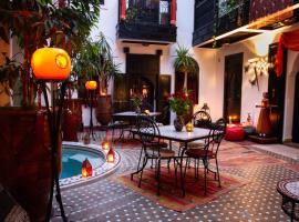 รูปภาพของโรงแรม: Riad & Spa le Secret de Zoraida