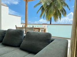 Hotel photo: Ocean View Junior Suite Tatu ZanzibarHouses