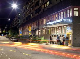 Hotel photo: Slottsskogen Hotel