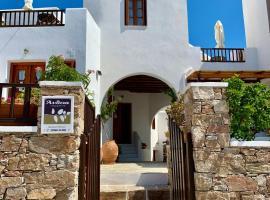 Hotel near Folegandros