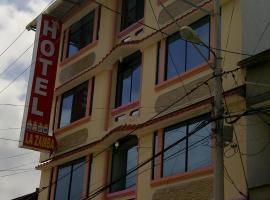 Hotel near Ventanas