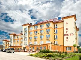 Hotel foto: Airport Hotel Budapest