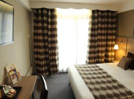 Hotel Photo: Inter-Hotel Grenoble Sud Villancourt