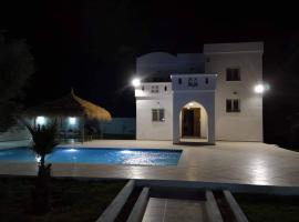 Hotel photo: villa Marwene piscine