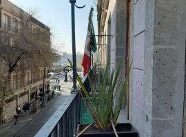 Фотографія готелю: Hostal Centro Historico Oasis