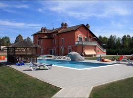 Hotel photo: B&B Villa Sassi