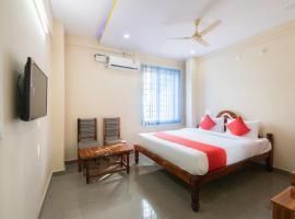 Hotel photo: SPOT ON 63005 Vijay Heritage