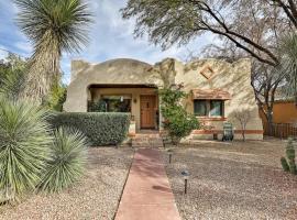 Hình ảnh khách sạn: Serene 2BR Tucson Bungalow House w/Beautiful Porch