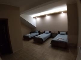 Hotel near Wojwodina
