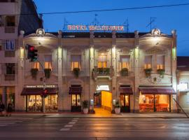 A picture of the hotel: Hotel Waldinger