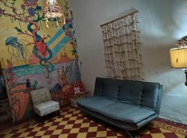 호텔 사진: Estudio Paz y Flora Tu Tranquilidad