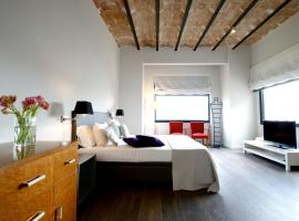 A picture of the hotel: Decô Apartments Barcelona-Diagonal