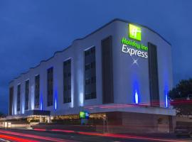 Hotel foto: Holiday Inn Express Mexico- Toreo