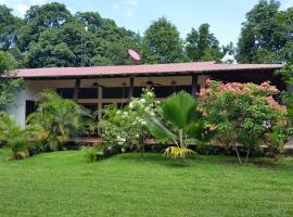 Hotel near Chichigalpa
