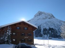 Hotel photo: Haus Gstüat