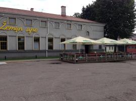 Hotel near Lithuania