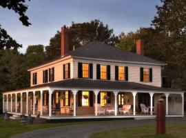Hotel photo: Yellow House Bed & Breakfast