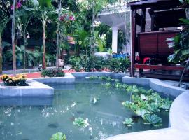 Hotel near Kambodża