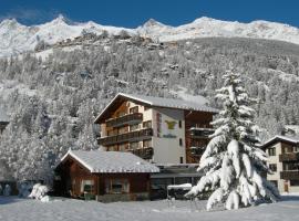 Hotel near Sveits