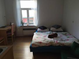 Hotel near Ołomuniec