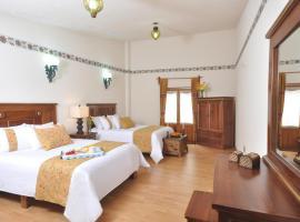 Hotel photo: Mision Patzcuaro Centro Historico