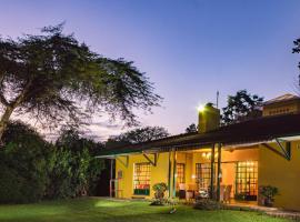 Hotel near Simbabwe
