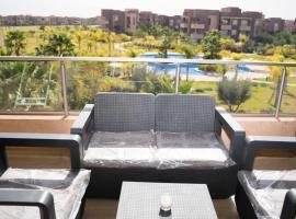 Hotel fotografie: Appartement F3 Prestige Marrakech