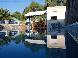 Hotel near Řecko