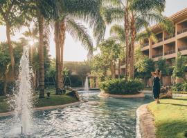Hotel photo: Dusit Thani LakeView Cairo