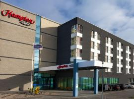 A picture of the hotel: Hampton by Hilton Gdansk Airport