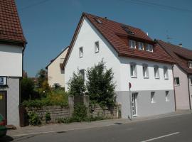 Zdjęcie hotelu: Das Apartmenthaus