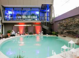 A picture of the hotel: Suites Garden Park Hotel & Eventos