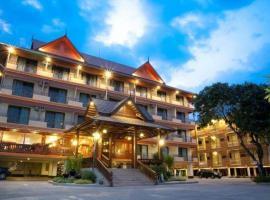 Hotel Photo: Baankhun Chiang Mai Hotel