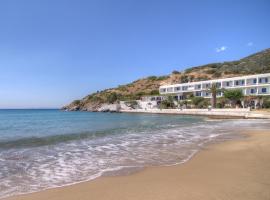 Hotel photo: Platys Gialos Hotel Sifnos