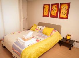 Hotel Photo: Chilean Suites Providencia
