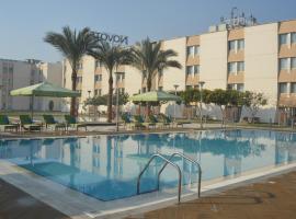 Hotel near Jenin