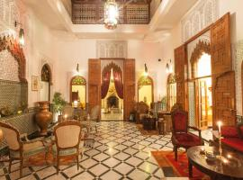 Hotel near Marocco
