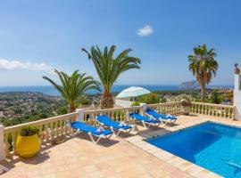 Hotel photo: Abahana Villas Albatros
